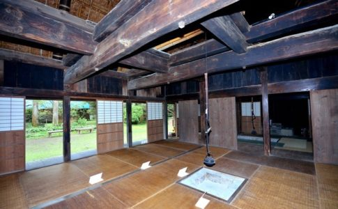 旧清田家住宅(宮崎県総合博物館)