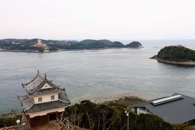 平戸城(長崎)
