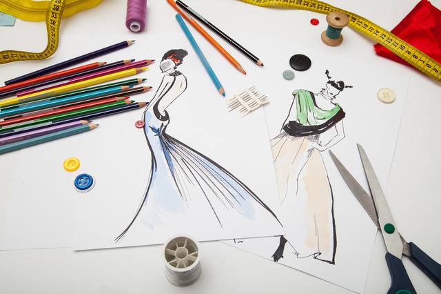 服飾デザイン