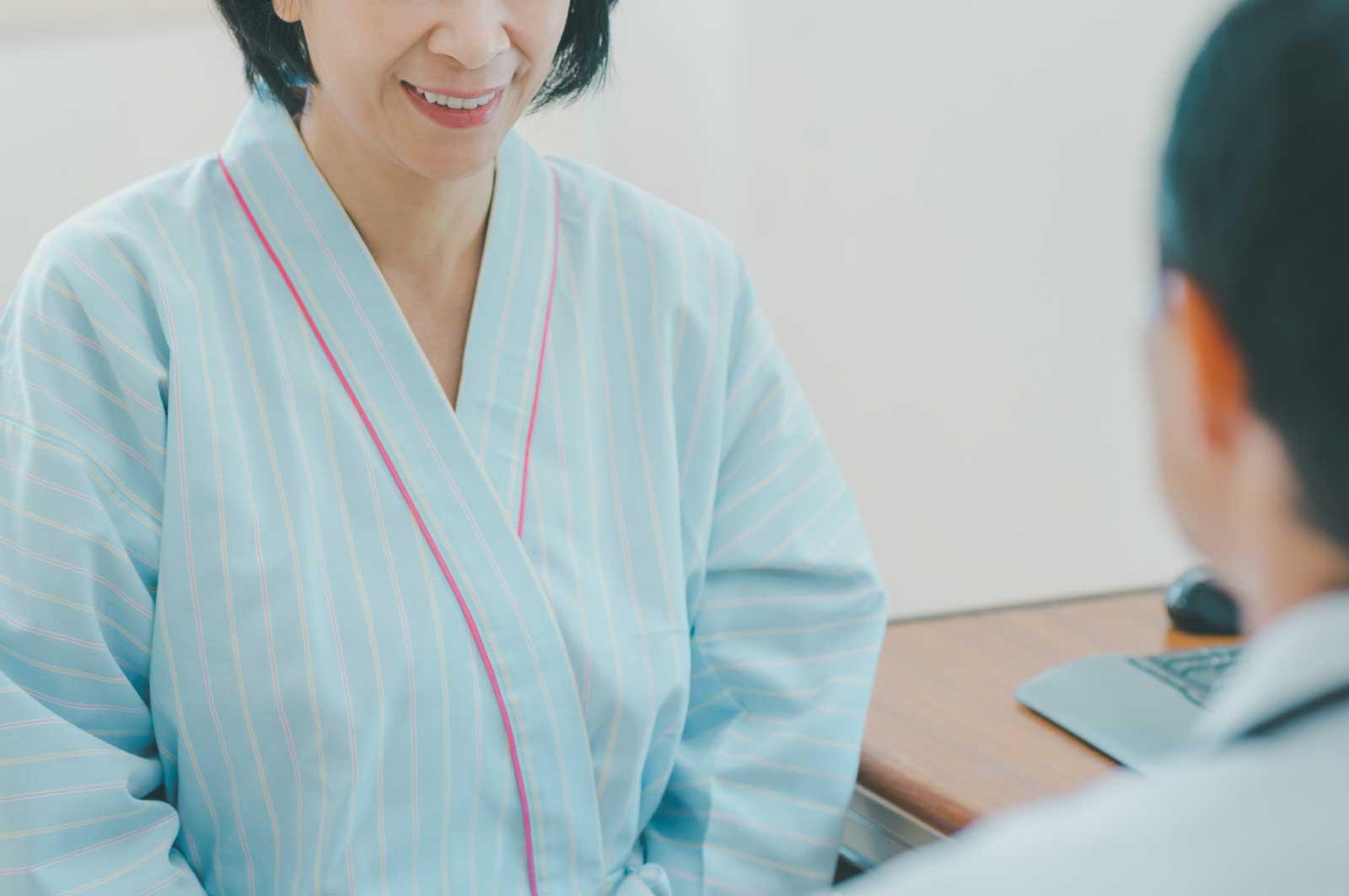 ミドル女性の健康診断