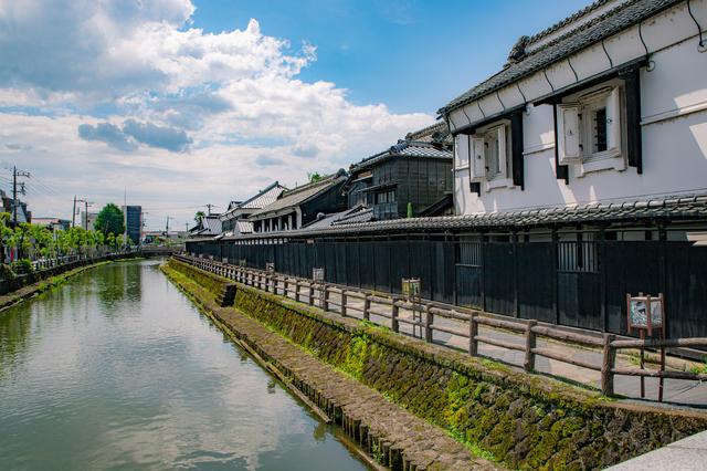 蔵の街・栃木