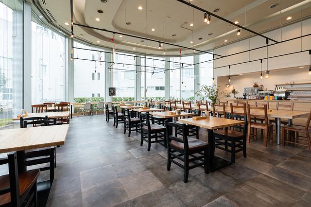 東京で展開するカフェレストラン