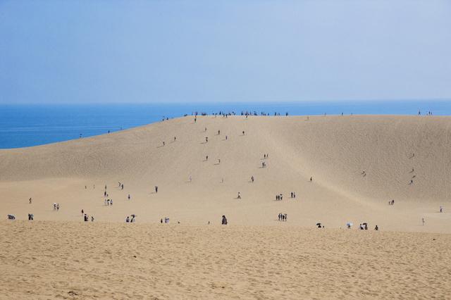 鳥取と言えば鳥取砂丘