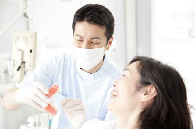 山梨在住の歯科医