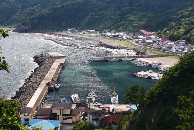 加茂港(山形)