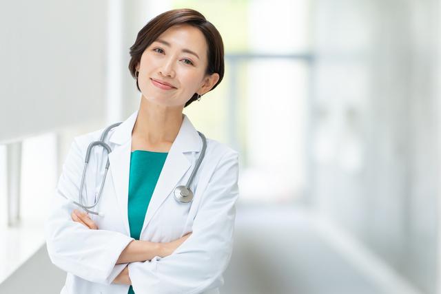 北海道在住の医師・女医