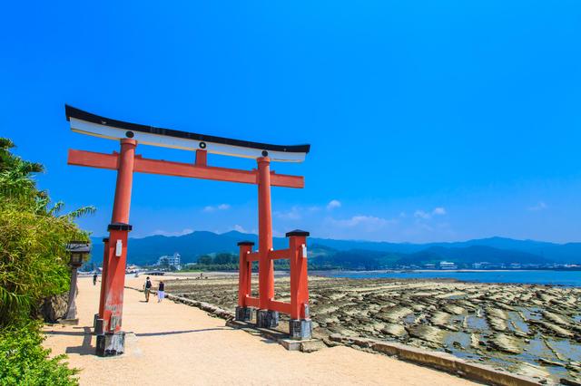 青島&青島神社