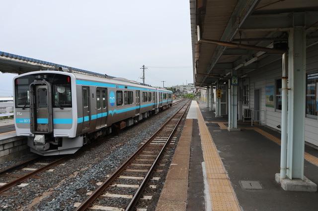 JR鮫駅(八戸)