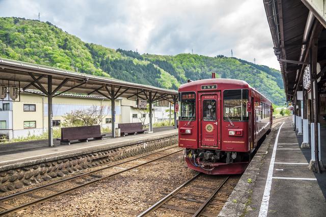 長良川鉄道(岐阜)