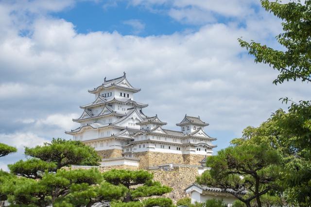 姫路城(兵庫)