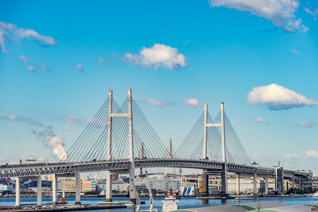 横浜ベイブリッジ(神奈川)
