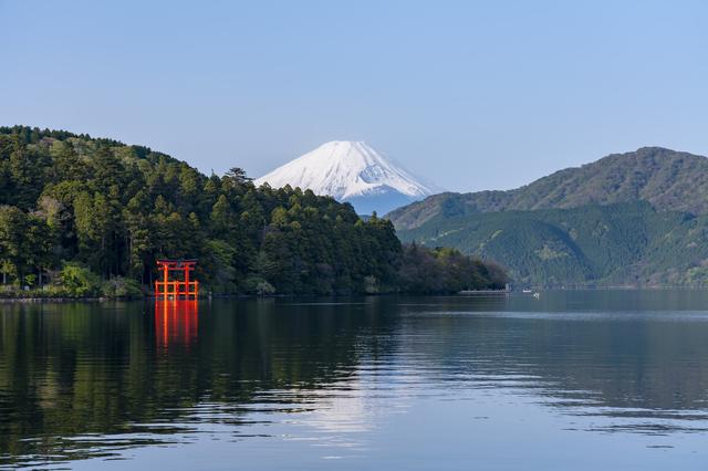 芦ノ湖(神奈川)