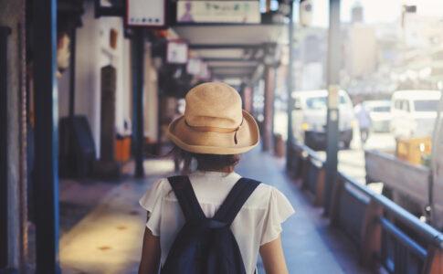 京都で童貞を捧げた女性