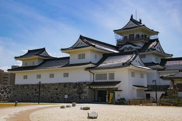 富山城・天守閣